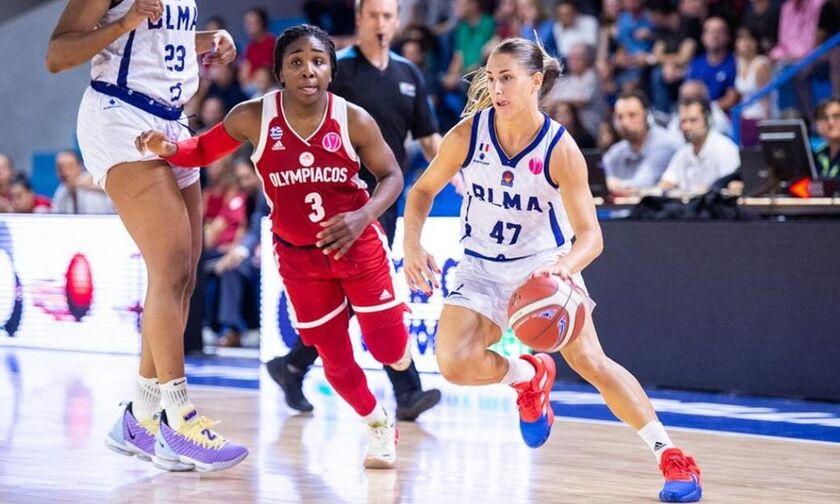 Ολυμπιακός: Ηττα στη Γαλλία, συνεχίζει στο Eurocup