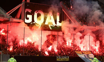 ΑΕΚ: Χωρίς οπαδούς στην Λάρισα για το ματς με την ΑΕΛ