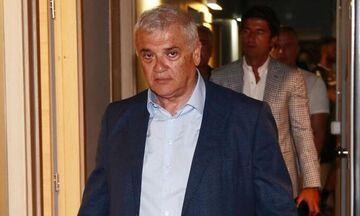Ποινή-χάδι στον Μελισσανίδη, ο δικηγόρος του ισχυρίσθηκε πως δεν κατάλαβε ότι μπήκε στα αποδυτήρια