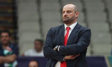 Μίτροβιτς για Μπλατ: «Τιμή μας να φιλοξενήσουμε έναν από τους καλύτερους προπονητές στον κόσμο»