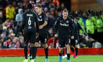 Λίβερπουλ - Σάλτσμπουργκ: Όταν ο προπονητής «πορώνει» τους παίκτες στο «Άνφιλντ»(vid)