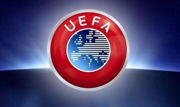 Κατάταξη UEFA: Παρέμεινε η διαφορά Ελλάδας – Κύπρου στην 15η θέση