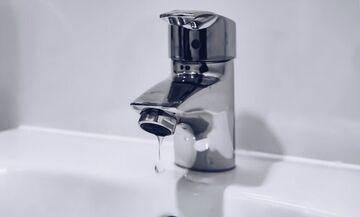 ΕΥΔΑΠ: Διακοπή νερού σε Ηλιούπολη, Αιγάλεω, Χαϊδάρι