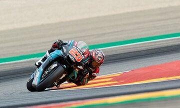 Grand Prix Ταϊλάνδης: Κυρίαρχοι Yamaha και Κουαρταραρό στο FP2
