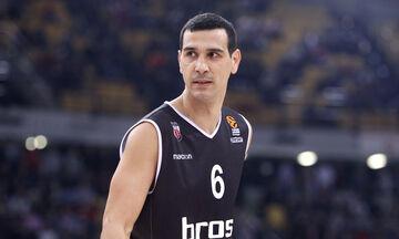 Ζήσης: Μέλος της επιτροπής παικτών της FIBA
