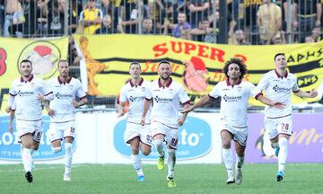 Super League 1 - 6η αγωνιστική: Δύο ματς το Σάββατο (5/10) σε Ριζούπολη και Λάρισα