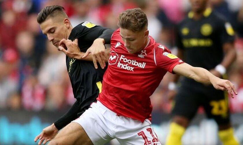 H Nότιγχαμ 1-0 την Μπρέντφορντ πάτησε κορυφή (highlights, βαθμολογία)