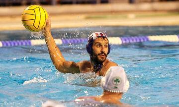 Ο Ολυμπιακός «έπνιξε» 17-5 τον Παναθηναϊκό στο Γουδή