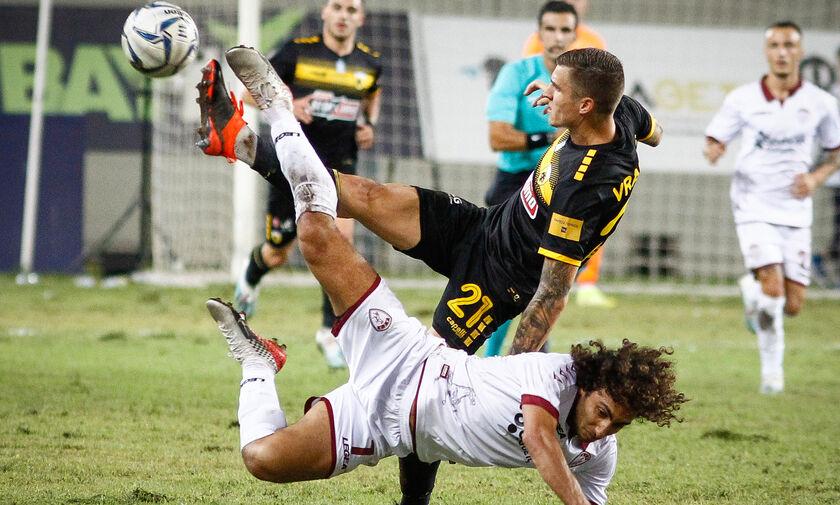 ΑΕΛ - ΑΕΚ 0-0: Λασπομα«Χ»ία