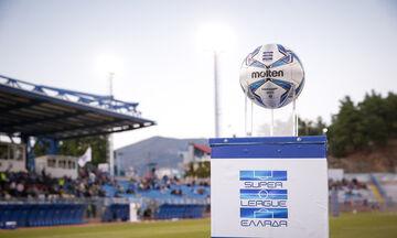 Super League 1: Πρώτος βαθμός για Παναιτωλικό (αποτελέσματα, βαθμολογία)