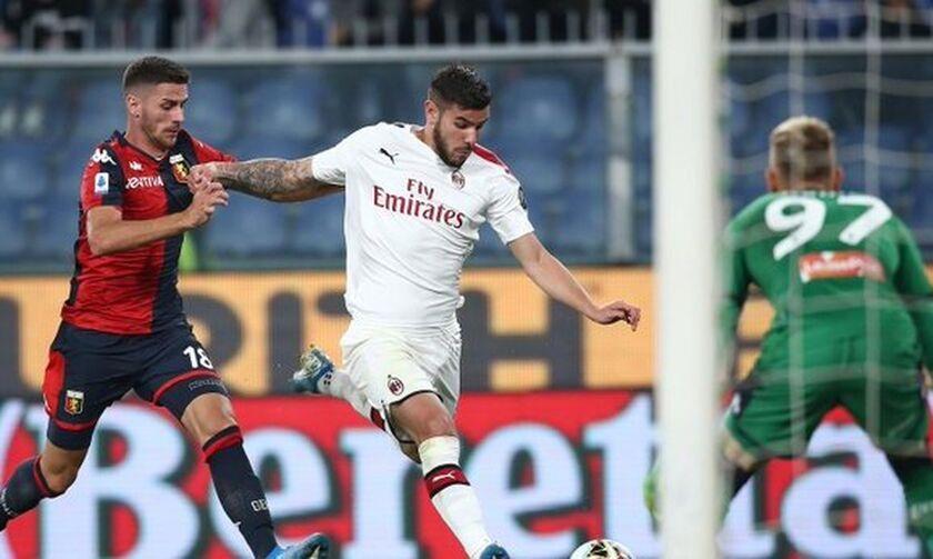 Serie A: Διπλό με ανατροπή για τη Μίλαν επί της Τζένοα (αποτελέσματα, βαθμολογία)