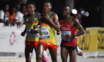 Παγκόσμιο Πρωτάθλημα Στίβου 2019: Κυριαρχία της Αιθιοπίας στον Μαραθώνιο ανδρών