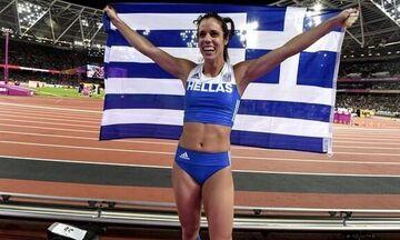 Η Στεφανίδη εξελέγη στην Επιτροπή Αθλητών της IAAF