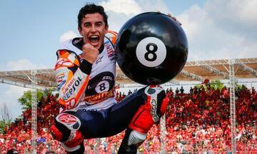 Grand Prix Ταϊλάνδης: Παγκόσμιος Πρωταθλητής ο Μαρκ Μάρκεθ