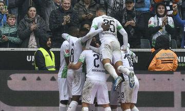 Bundesliga: «Πεντάρα» της Γκλάντμπαχ στην Άουγκσμπουργκ και κορυφή! (highlights)