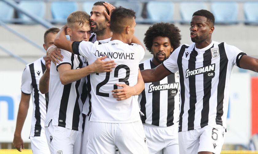Αστέρας Τρίπολης - ΠΑΟΚ: Το γκολ του Σφιντέρσκι για το 0-1 (vid)