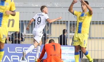 Αστέρας Τρίπολης - ΠΑΟΚ 1-2: Με VAR... ανίκητος (highlights)