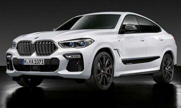Πακέτα M Performance για τα μεγάλα SUV της BMW
