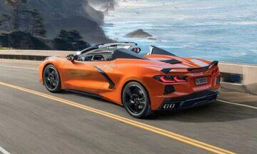 «Αέρας στα πανιά» της νέας Corvette Convertible