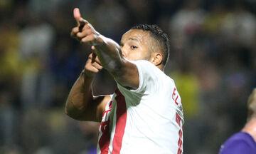 Σκόρερ Super League 1: Παρέμεινε πρώτος ο Σφιντέρσκι, από κοντά οι Ελ Αραμπί, Τσιλιανίδης