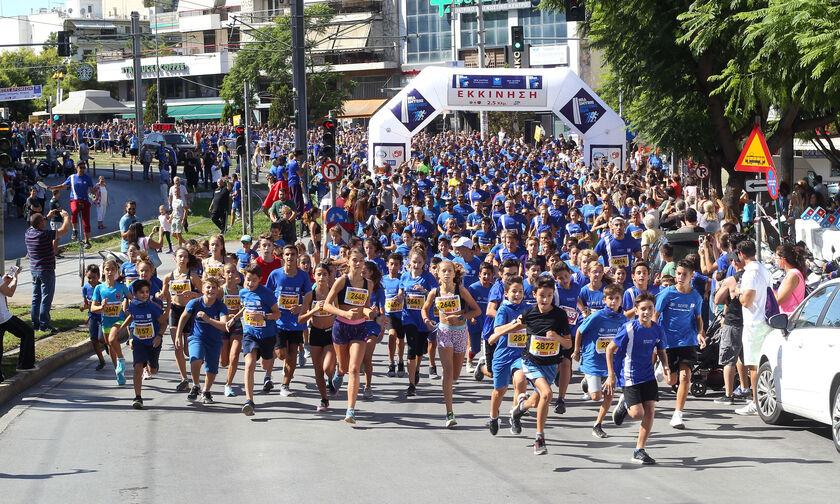 5ος Ιστορικός Αγώνας Νέας Σμύρνης: Νέο ρεκόρ με συμμετοχή 8.000 δρομέων!