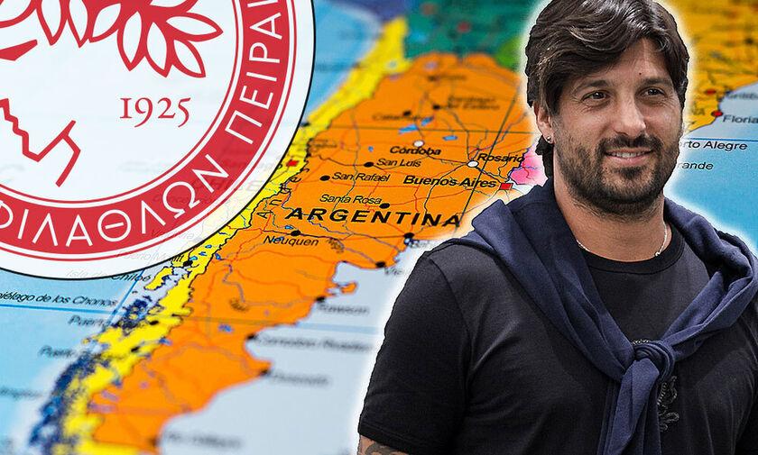 Ολυμπιακός: «Οργώνει» την Αργεντινή ο Τσόρι