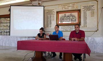 Ολυμπιακός: Η έναρξη της ακαδημίας Κανόε-Καγιάκ και Κωπηλασίας