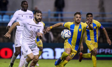 Λαμία - Παναιτωλικός 0-0: Τα highlights της αναμέτρησης
