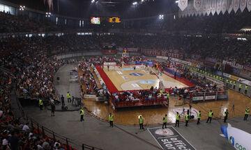 Ολυμπιακός: Έφτασε το Jumbotron στο ΣΕΦ! (pics)