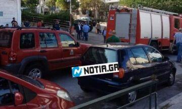 Τραγικό δυστύχημα στην Ηλιούπολη - Νεκρός οδηγός φορτηγού