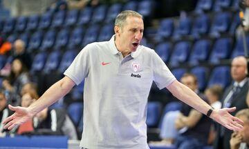 Βετεράνοι Ολυμπιακού για Μπλατ: «Αποχαιρετούμε έναν «gentleman» του παγκόσμιου μπάσκετ!»