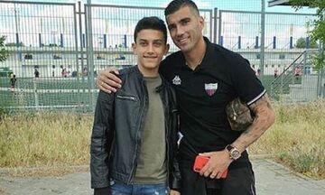 Ρεάλ Μαδρίτης: Ο γιος του αδικοχαμένου Ρέγιες έβαλε το πρώτο του γκολ με τους εφήβους της ομάδας
