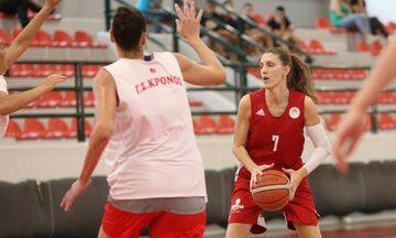 Ολυμπιακός: Επέμβαση για την Άννα Σπυριδοπούλου