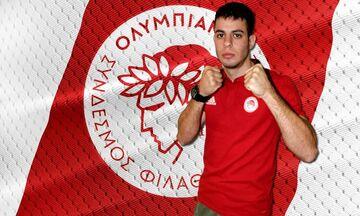 Σπυρίδης: «Είμαι Ολυμπιακός από τα γεννοφάσκια μου!»