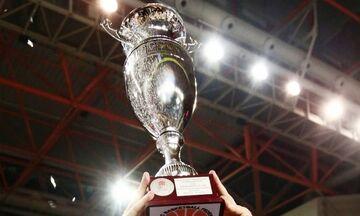 Κύπελλο: Αλλαγές στο πρόγραμμα αγώνων του Κυπέλλου