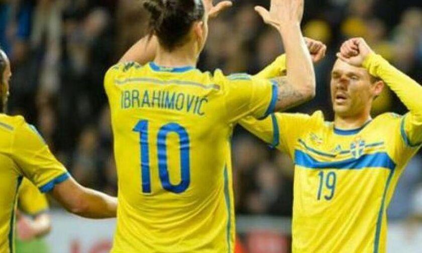 «Επίθεση» Ζλάταν σε Μπεργκ: «Ακόμα παίζει στην Εθνική Σουηδίας;»