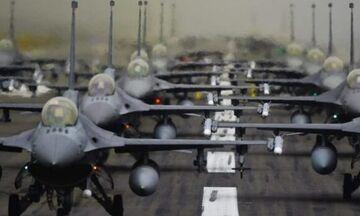 Συνετρίβη αμερικανικό F-16 στη Γερμανία!