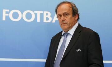 Έληξε η τιμωρία του Πλατινί, επιστρέφει στο ποδόσφαιρο