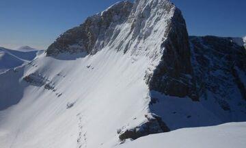 Χιόνισε στον Όλυμπο - Δείτε τον πρώτο χιονάνθρωπο (pic)