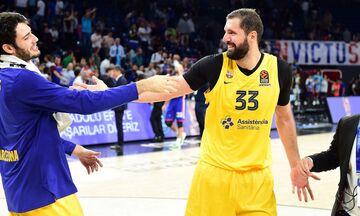 Μπαρτσελόνα: Η EuroLeague ετοίμασε αφιέρωμα για την επιστροφή του Μίροτιτς (vid)