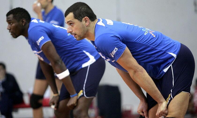 Ο Ηρακλής «τα βρήκε» με τον Χριστοφιδέλη, θα παίξει χωρίς ξένους στη Volley League