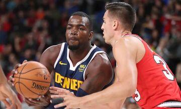 NBA Preseason 2019: Εύκολα οι Νάγκετς τους Μπλέιζερς (vid)