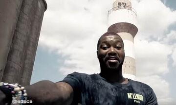 Socca World Cup: Το τραγούδι των Onirama με τον Τζιμπρίλ Σισέ (vid)