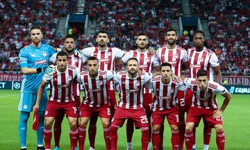Ολυμπιακός: Η επίσημη φωτογράφιση της ομάδας για τη σεζόν 2019-2020 (pic)