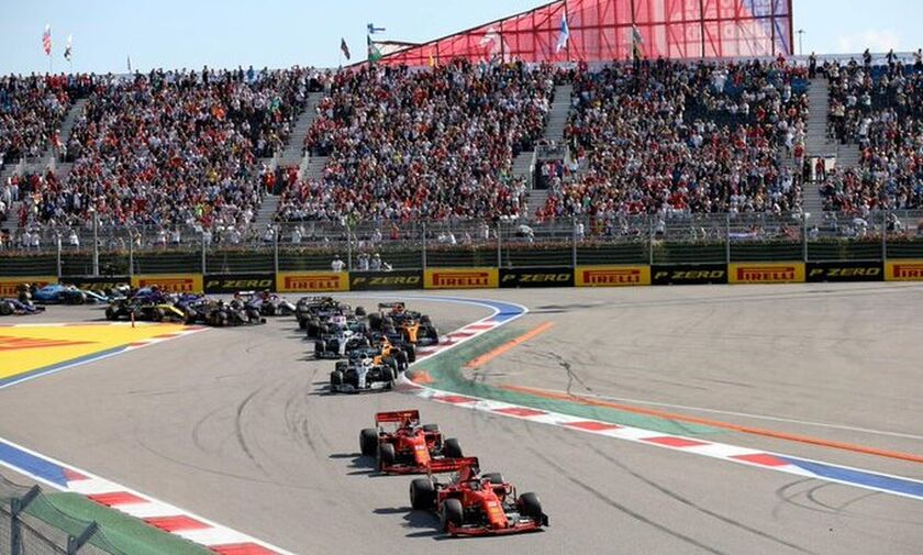 Διάψευση της Formula 1 για νέες ομάδες πριν το 2022