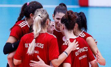 Ιδανικό φινάλε Ολυμπιακού στην Κύπρο, 3-1 τον Ερυθρό Αστέρα