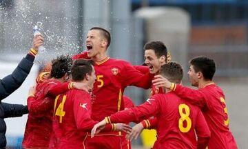 Γκολ στο Μαυροβούνιο!