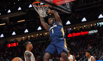 NBA: Οδοστρωτήρας με όνομα... Ουίλιαμσον! (vid)