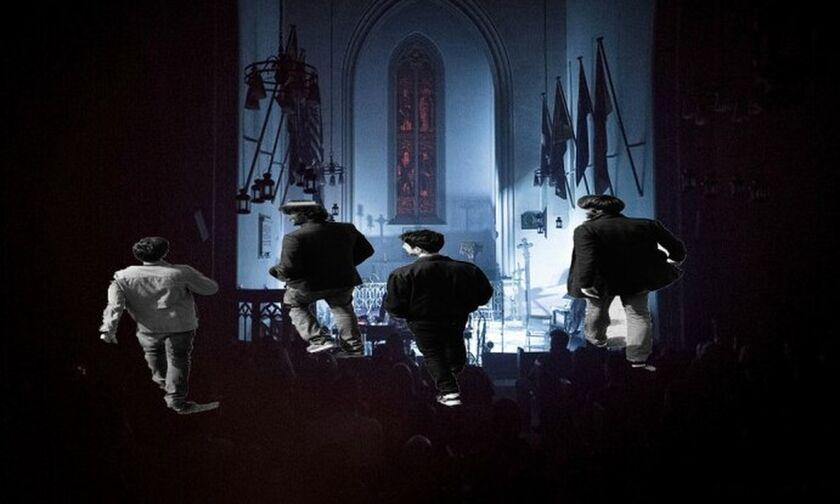 Οι Whereswilder ροκάρουν στην Αγγλικανική Εκκλησία