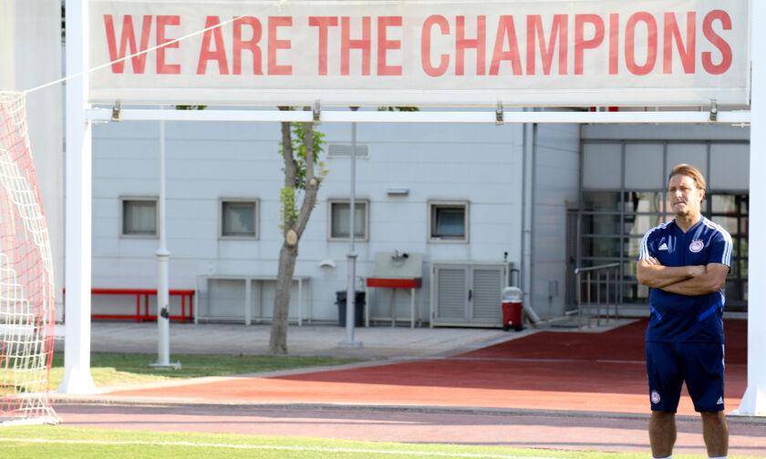 Ολυμπιακός: Προπονητική «τεσσάρα» με την Κ19